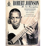 Hal Leonard Robert Johnson - The New Transcriptions Guitar Tab Songbook