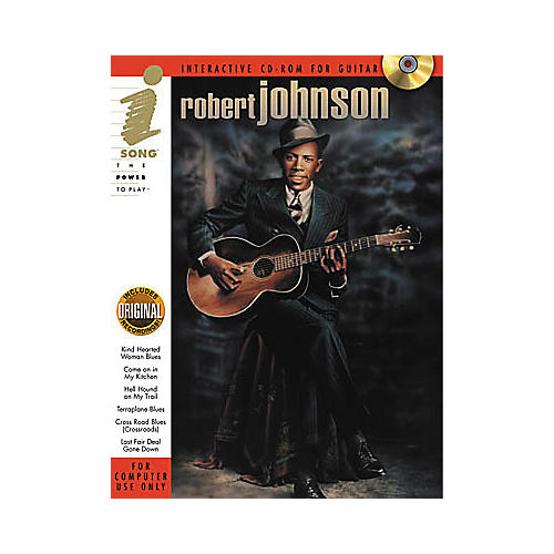 Hal Leonard Robert Johnson CD-ROM-thumbnail