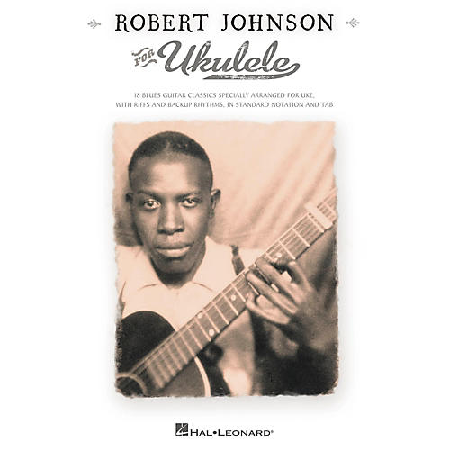 Hal Leonard Robert Johnson For Ukulele (with Tab)-thumbnail