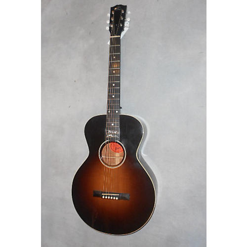Gibson Robert Johnson Signature L1 2 Tone Sunburst Acoustic Guitar-thumbnail