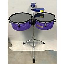 Tycoon Percussion Robert Vilera Timbales