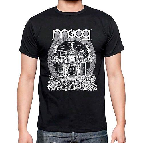 Moog Robot T-Shirt-thumbnail