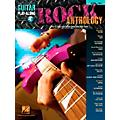 Hal Leonard Rock Anthology - Guitar Play-Along Series, Volume 81 (Book/CD)-thumbnail