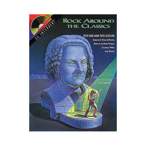 Hal Leonard Rock Around the Classics (Book and CD Package)-thumbnail