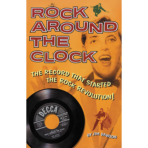 Backbeat Books Rock Around the Clock (Book)