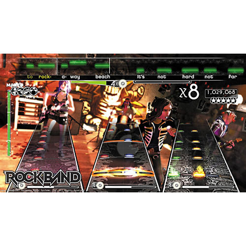 Rock Band Rock Band 2 Special Edition