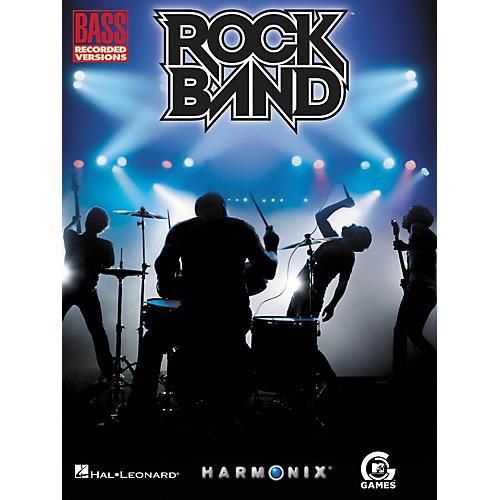 Hal Leonard Rock Band Bass Tab Songbook