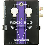 Carl Martin Rock Bug Headphone Guitar Amp and Speaker Simulator