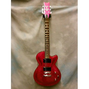 Pre-owned Daisy Rock Rock Candy Guitar Solid Body Electric Guitar by Daisy Rock