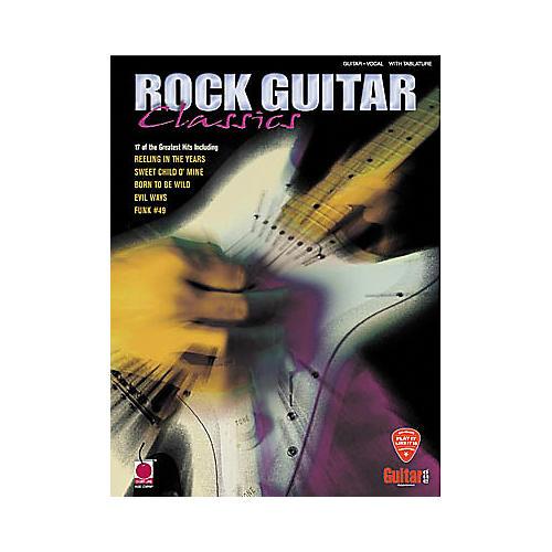 Hal Leonard Rock Guitar Classics