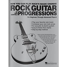 CSI Rock Guitar Progressions Book Series Softcover Written by Ron Centola