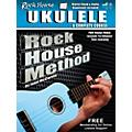 Rock House Rock House Method Learn Ukulele - A Complete Course Book With Audio/Video Online thumbnail