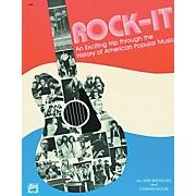 Alfred Rock-It Book