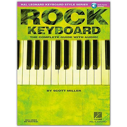 Hal Leonard Rock Keyboard Style Series (Book/Online Audio)