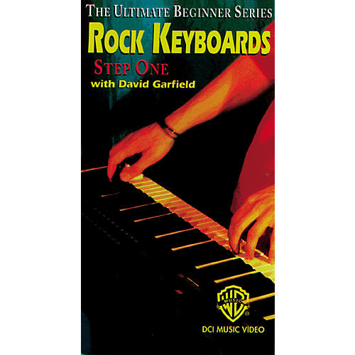 Warner Bros Rock Keyboards Step One-thumbnail