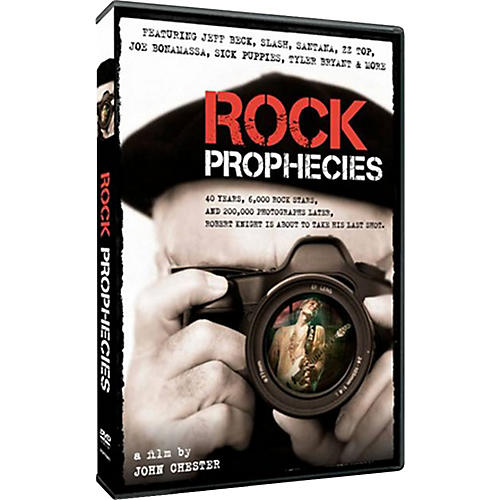 Gear One Rock Prophecies DVD-thumbnail