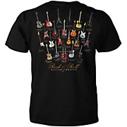 Taboo Rock & Roll Guitar Heaven T-Shirt