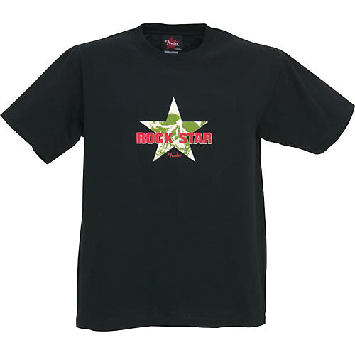 Fender Rock Star T-Shirt