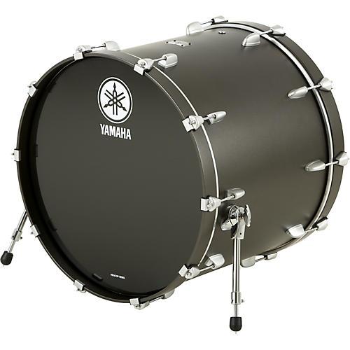Yamaha Rock Tour Bass Drum 22 x 18 in. Textured Smoke Sunburst
