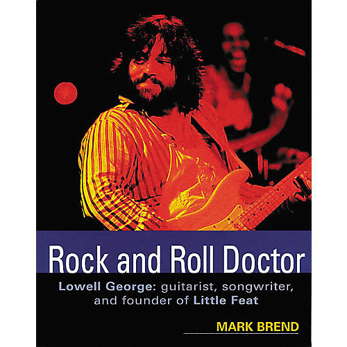 Backbeat Books Rock and Roll Doctor Book-thumbnail