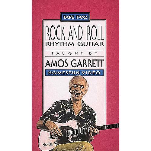Homespun Rock and Roll Rhythm Guitar 2 (VHS)