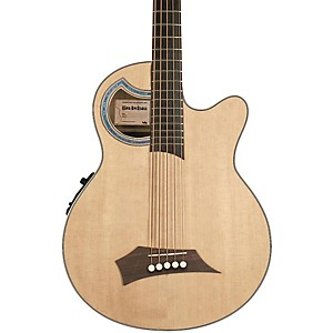 RockBass by Warwick RockBass Alien Deluxe 5 String Acoustic-Electric Bass G...