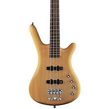 Warwick RockBass Corvette Basic Active Electric Bass Level 1 Natural