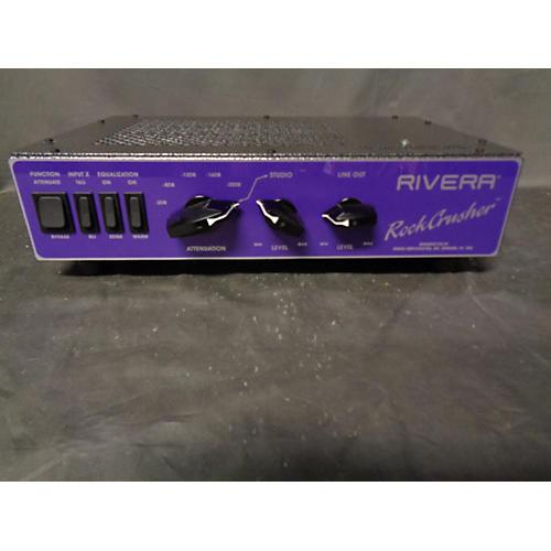 used rivera rockcrusher power attenuator tube guitar amp head guitar center. Black Bedroom Furniture Sets. Home Design Ideas