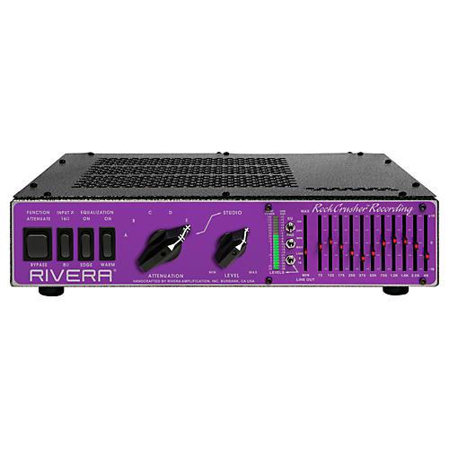 Rivera RockCrusher Recording Power Attenuator / Load Box / Speaker Emulator
