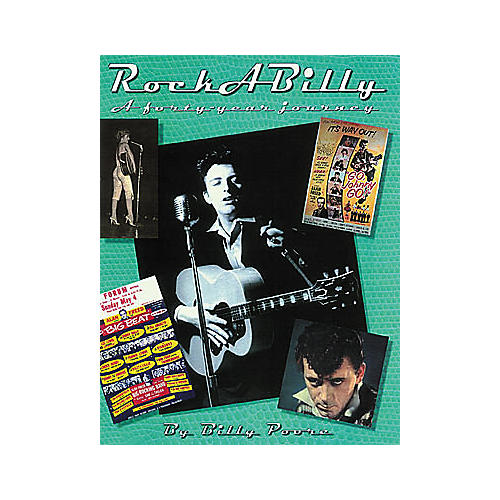 Hal Leonard Rockabilly: A Forty-Year Journey Book