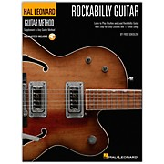 Hal Leonard Rockabilly Guitar - Stylistic Supplement To The Hal Leonard Guitar Method Bk/CD