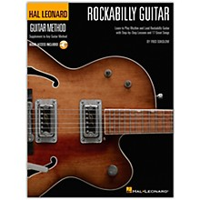 Hal Leonard Rockabilly Guitar - Stylistic Supplement To The Hal Leonard Guitar Method (Book/Online Audio)