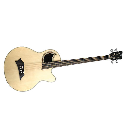 Warwick Rockbass Alien Standard 4-String Acoustic-Electric Bass-thumbnail