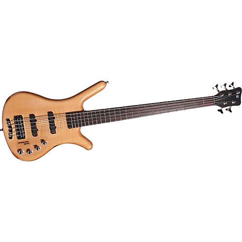 Warwick Rockbass CVT Premium 5-String Electric Bass Guitar-thumbnail