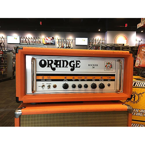 Orange Amplifiers Rocker 30 Tube Guitar Amp Head-thumbnail