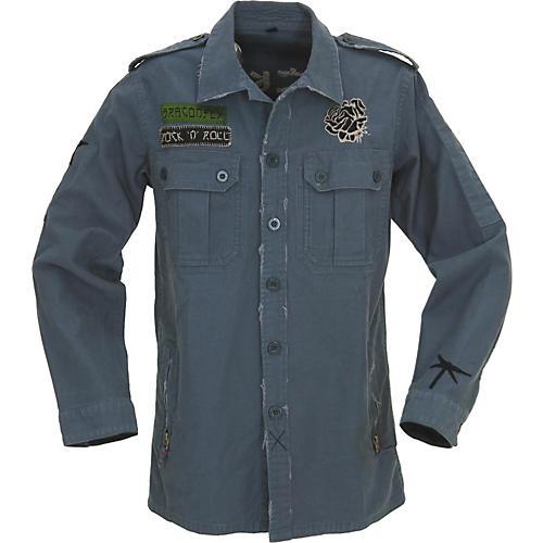 Dragonfly Clothing Company Rocker Army Men's Jacket-thumbnail