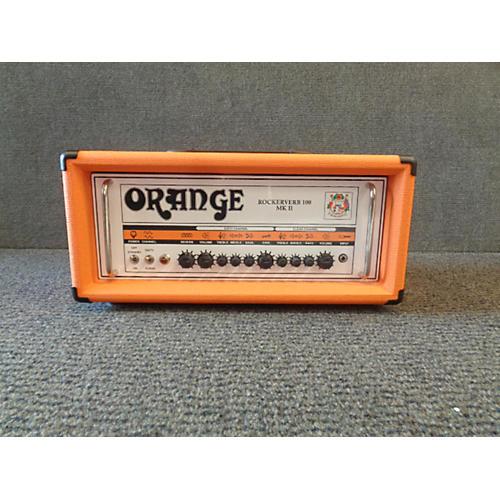 Orange Amplifiers Rockerverb 100 MKII Tube Guitar Amp Head
