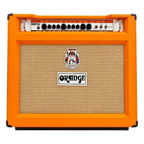 Orange Amplifiers Rockerverb 50 Series RK50TC 50W 2x12 Tube Guitar Combo Amp-thumbnail