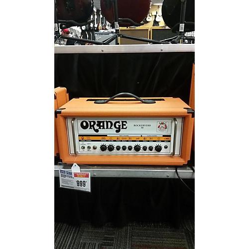 Orange Amplifiers Rockerverb 50 Tube Guitar Amp Head