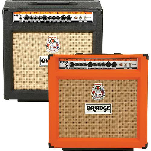Orange Amplifiers Rockerverb 50C MK II 50W 1x12 Tube Guitar Combo Amp Black