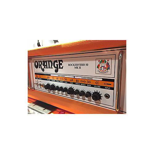 Orange Amplifiers Rockerverb RK50 MKII Guitar Cabinet