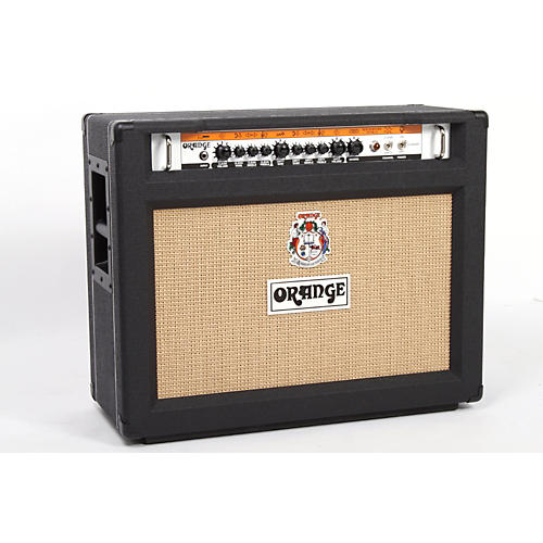 Orange Amplifiers Rockerverb RK50C MKII 50W 2x12 Tube Guitar Combo Amp Black
