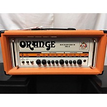 Orange Amplifiers Rockerverb RK50HTC MKII 50W Tube Guitar Amp Head