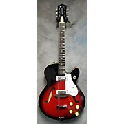 HARMONY Rocket Reissue Hollow Body Electric Guitar
