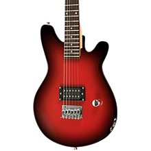 Rocketeer RR50 7/8 Scale Electric Guitar Red Burst