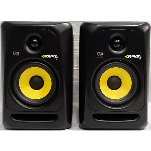 KRK Rockit 5 Pair Powered Monitor