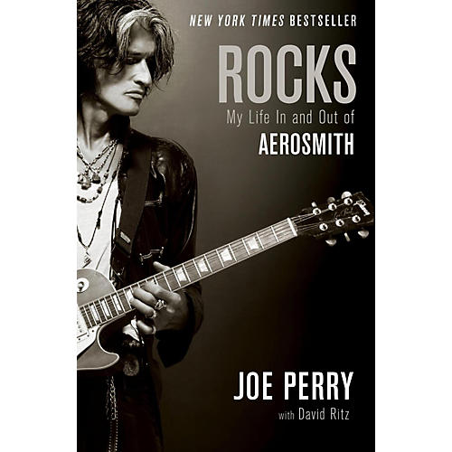 Hal Leonard Rocks: My Life In And Out Of Aerosmith-thumbnail