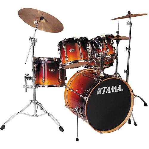 Tama Rockstar Custom Fusion 5-Piece Drum Set