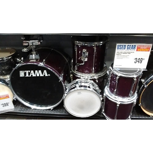 Tama Rockstar DX 6 Piece Kit Drum Kit