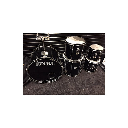 Tama Rockstar DX Drum Kit blk